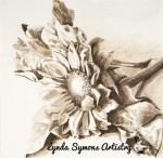 Sunflowers Sepia Graph WR - Copy